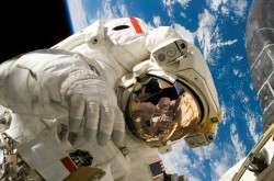 Piers Sellers space walk sts-121 - Meet An Astronaut Competition